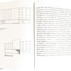 The Formal Basis of Modern Architecture Dissertation 1963, Facsimile interior spread 1