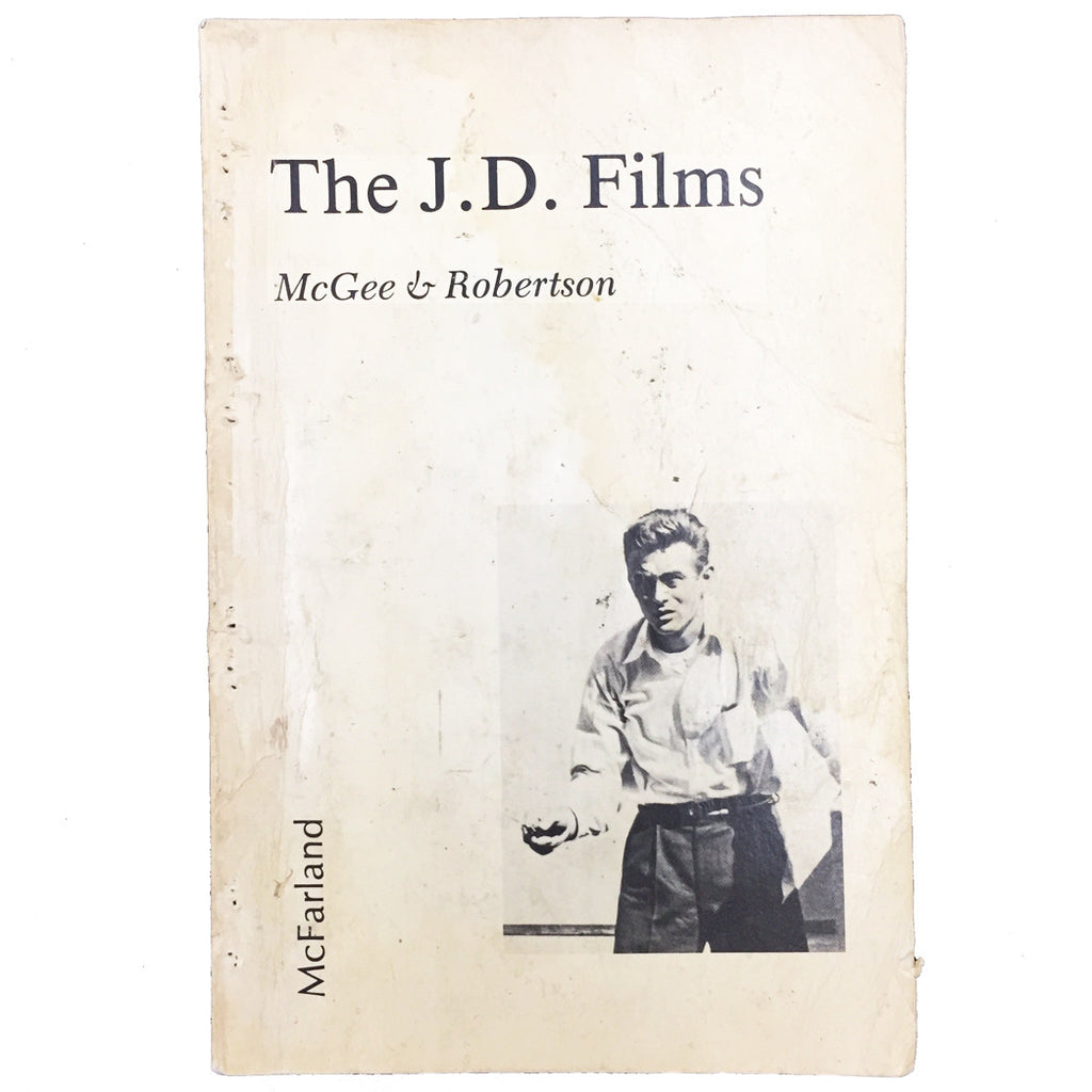 The J.D. Films: Juvenile Delinquency in the Movies