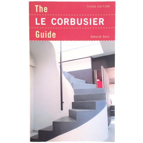 The Le Corbusier Guide: 3rd Edition cover