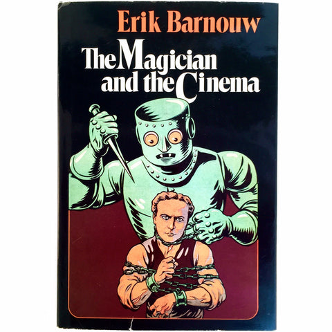 The Magician and the Cinema cover
