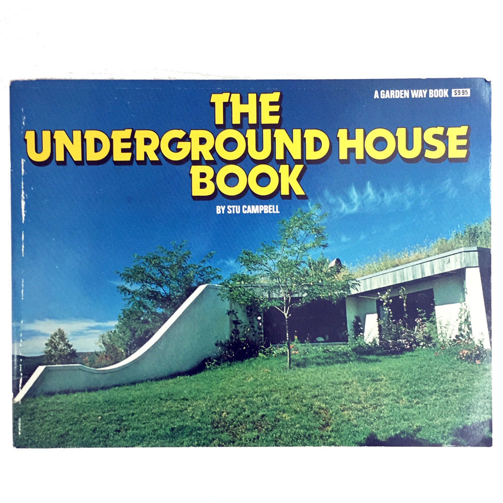 The Underground House Book