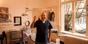 The Bamboo Brush Society is dentist approved by Paul Govers