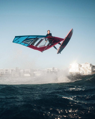 Interview with Windsurf Champ Rick Jendrusch - The Bamboo