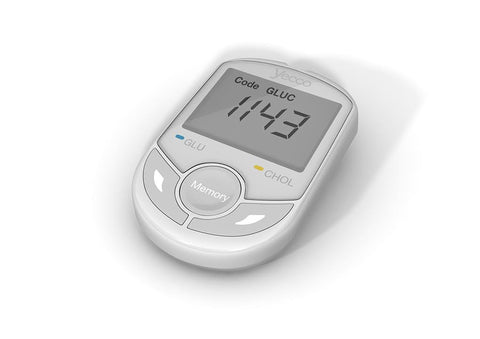 Glucose and Cholesterol Meter