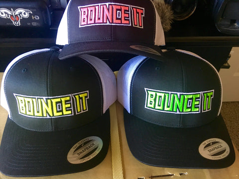 BOUNCE IT SnapBack Hats