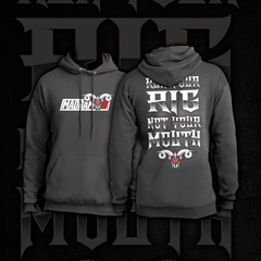 RUN YOUR RIG HOODIE