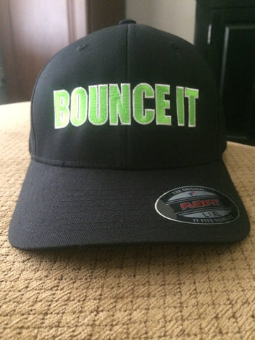 """BOUNCE IT"" Flex Fit Hat"