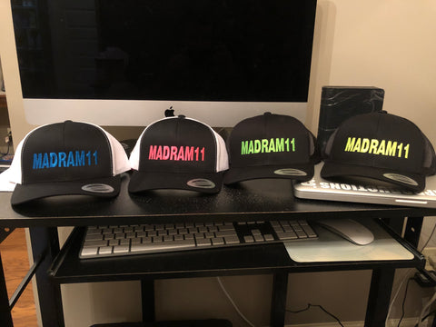 MadRam11 Bill Board SnapBack
