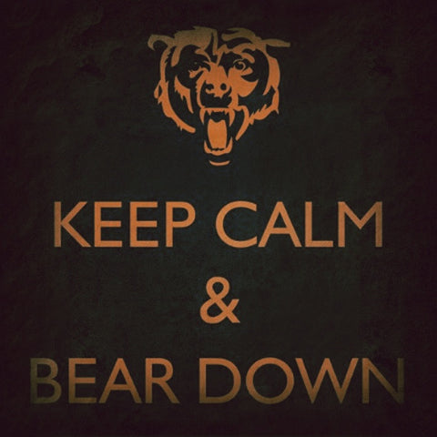 Bears - Calm Down