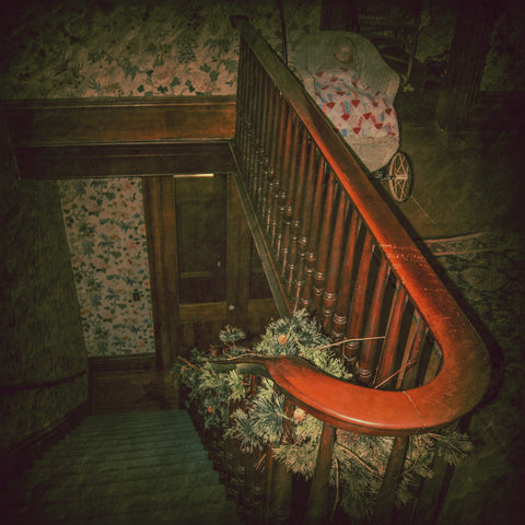 Yuletide - Staircase
