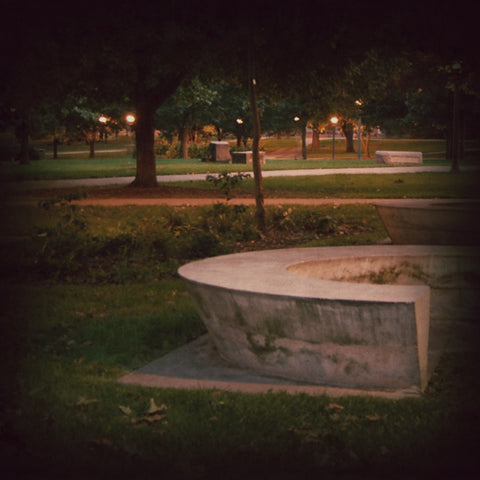 Illinois State University - Evening Comes