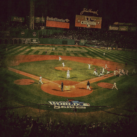 Boston - Fenway World Series