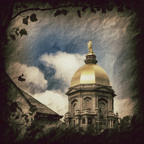 Notre Dame - Golden Dome Too