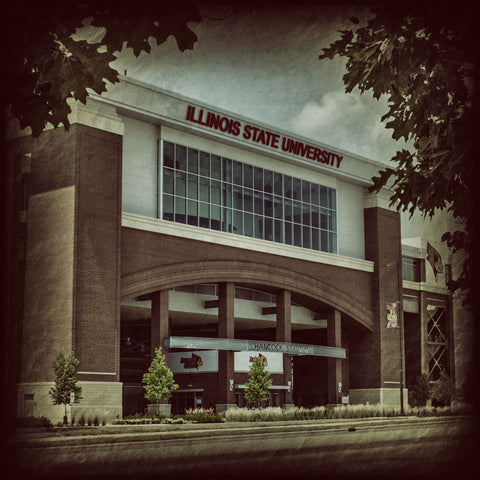 Illinois State University - Hancock Stadium
