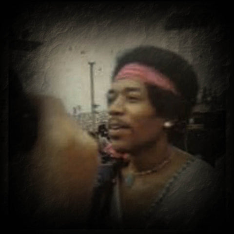 Woodstock - Hendrix Backstage 3