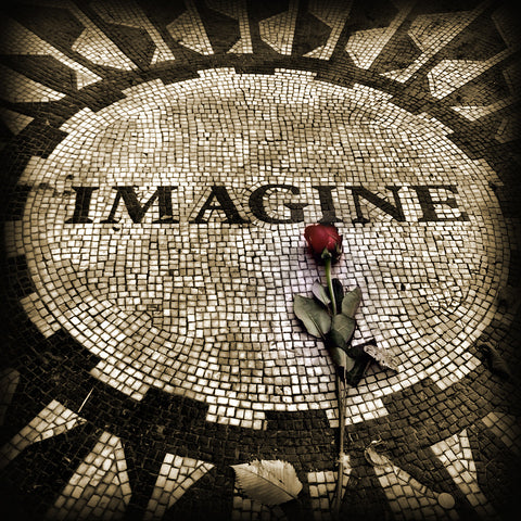 Lennon - Imagine Strawberry Fields Rose