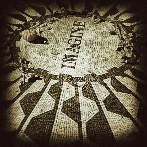 Lennon - Imagine Strawberry Fields