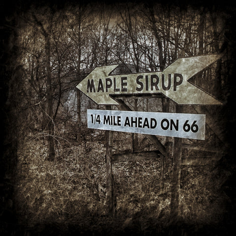 Route 66 Maple Sirup