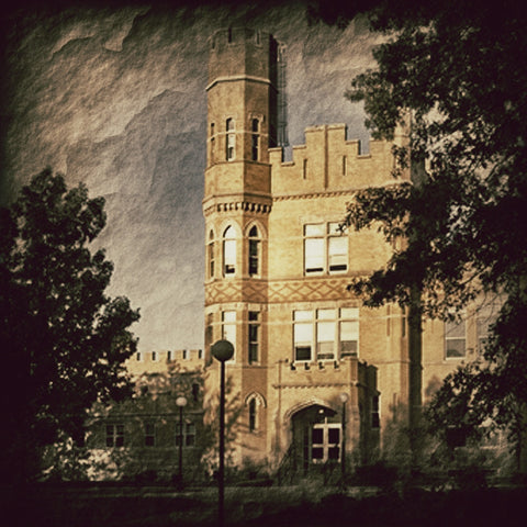 Southern Illinois University - Altgeld Hall