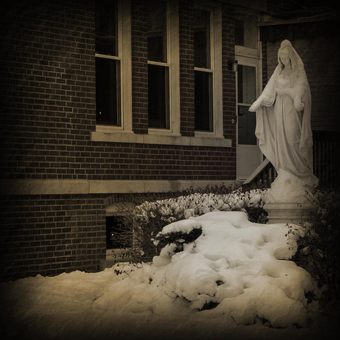 St. Mary's - Snowfall