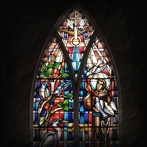 St. Mary's - Stained Glass