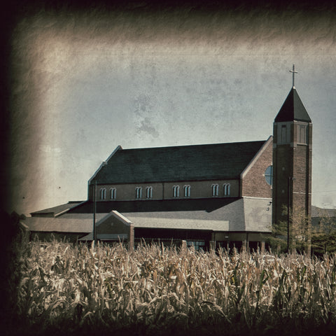 St. Patrick's of Merna - Panorama1