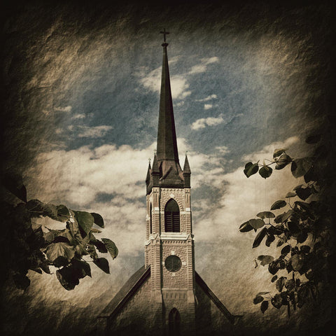St. Mary's - Steeple