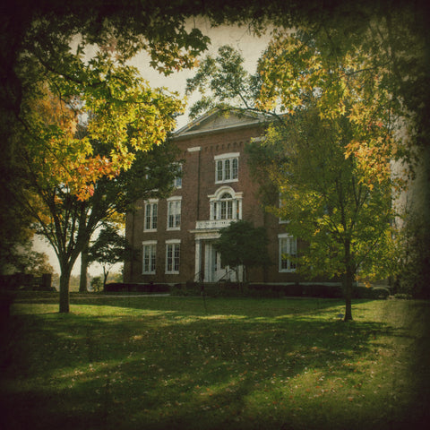 Eureka College - Touch of Autumn