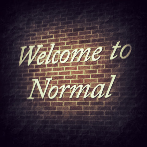 Welcome to Normal