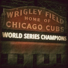 Cubs - World Series