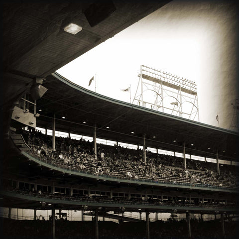 Wrigley - The Stands