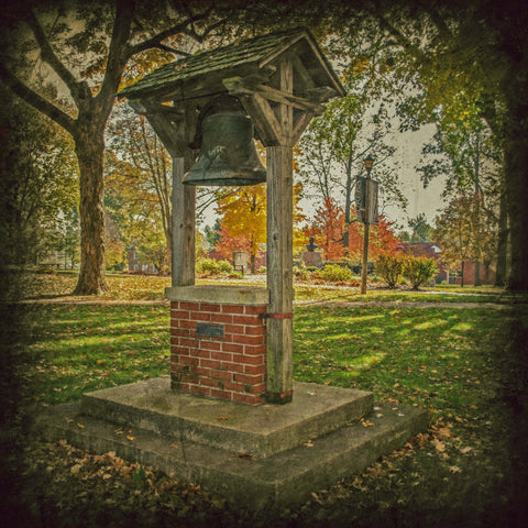 Eureka College - The Old College Bell