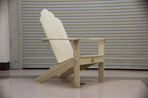 Build your own Adirondack Chair - NEW!