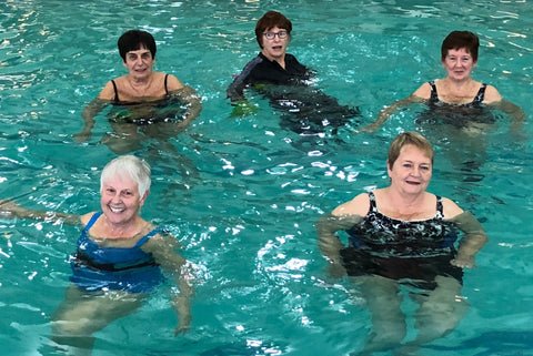 Water Workout - June 16 - September 21