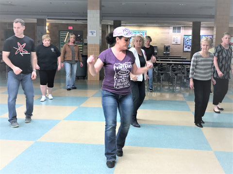 Line Dancing - Beginner II