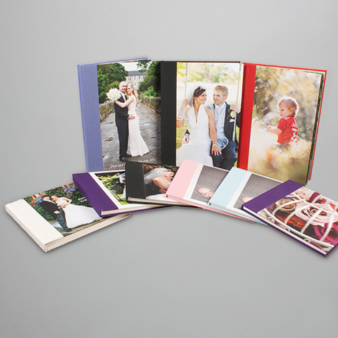 Create Your Own Photo Book - Online