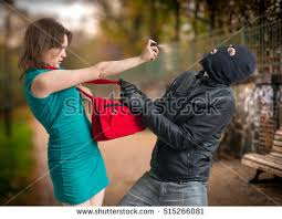 Women's Aerosol Self Defense