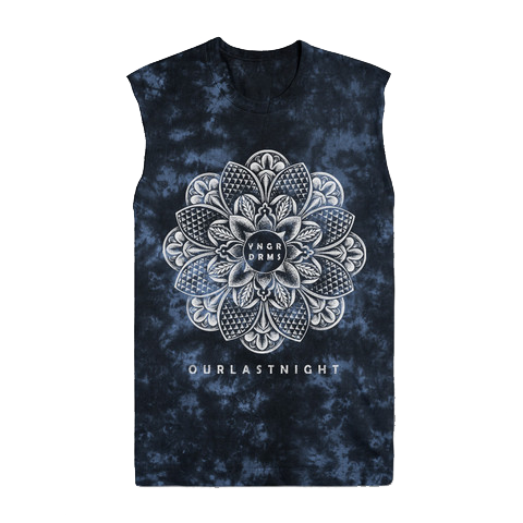 Crystal Mandala Cut Off