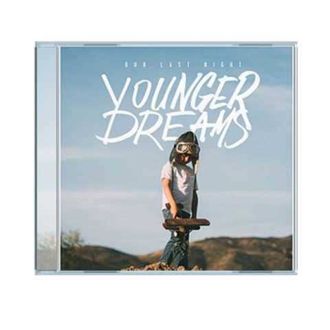 Younger Dreams CD