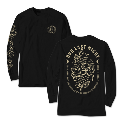 Stay And Fight - Long Sleeve