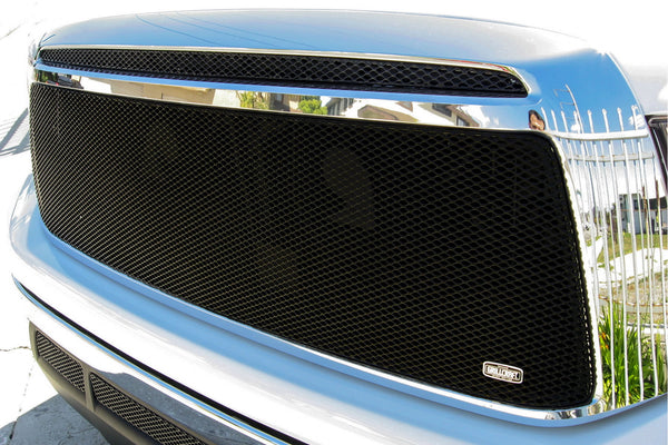 Grillcraft Black Mesh Grille // 2007-2015 Tundra