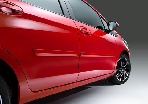 Bodyside Mouldings // 2012-2018 Yaris Hatchback