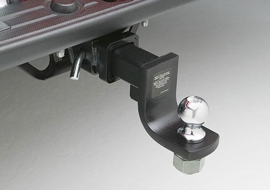 Towing Hitch Ball Platform