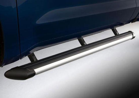 Side Step Bars - 4-inch Aluminum // 2007-2018 Tundra