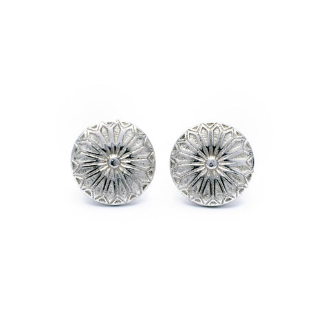 Fenestra Patterned Earrings