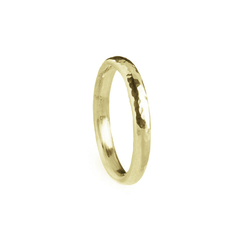Gold 3mm Ring