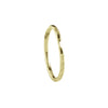 Gold 2mm Ring
