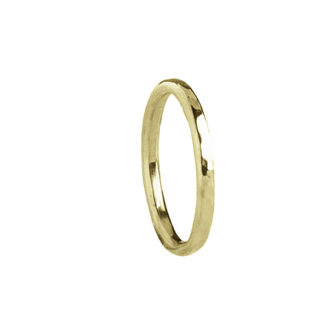 Gold 2.5mm Ring