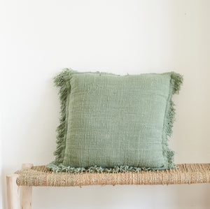 Jumbai Fringe Cushion - 50 x 50