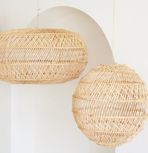 Swish Light Shade, Oval